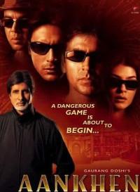 Aankhen (2002) Hindi Movie Bluray     720p [1.8GB]