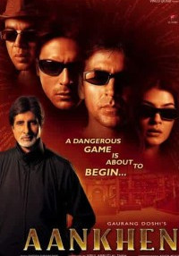 Aankhen (2002) Hindi Movie Bluray  || 720p [1.8GB]