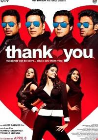 Thank You (2011) Hindi Movie Bluray    720p [1.5GB]