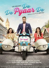 De De Pyaar De (2019) Hindi Movie Bluray || 720p [1.1GB] || 1080p [1.8GB]