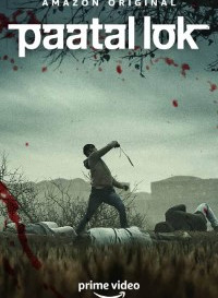 Paatal Lok 2020 (Season 1) Hindi {Amazon PrimeVideo Series} All Episodes WeB-DL    480p [14