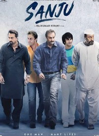 Sanju (2018) Hindi Movie Bluray || 720p [1.3GB] || 1080p [2.6GB]