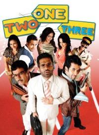 One Two Three (2008) Hindi Movie Bluray || 720p [1GB]