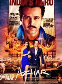 Azhar (2016) Hindi Movie Bluray    1080p [1.2GB]