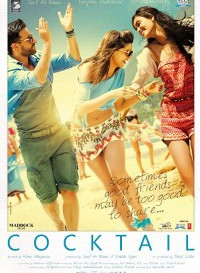 Cocktail (2012) Hindi Movie Bluray    720p [1.2GB]    1080p [2.4GB]