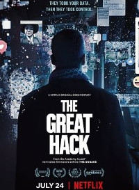 The Great Hack (2019) (English) 480p [500MB] || 720p [1.1GB]