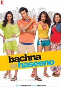 Bachna Ae Haseeno (2008) Hindi Movie Bluray    720p [1GB]    1080p [4.2GB]