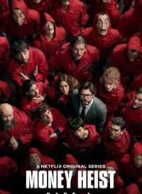 Money Heist (Season 1 – 4) Dual Audio {English-Spanish} 720p WeB-DL HD [350MB]