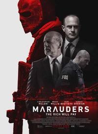 Marauders (2016) Dual Audio (Hindi-English) 480p [450MB] || 720p [800MB]