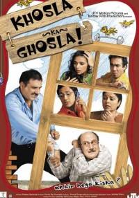 Khosla Ka Ghosla! (2006) Hindi Movie Bluray    720p [700MB]