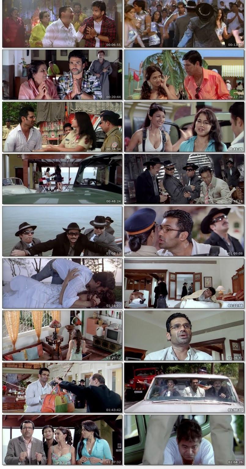 Download One Two Three (2008) Hindi Movie Bluray