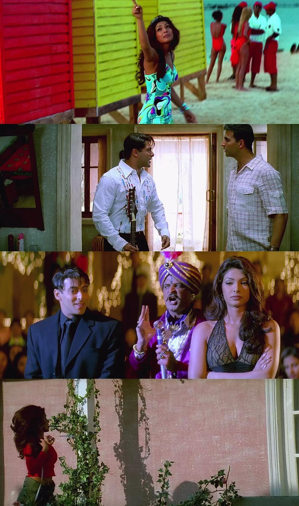 Download Mujhse Shaadi Karogi (2004) Hindi Movie Bluray