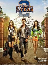 Student of the Year 2 (2019) Hindi Movie Bluray || 720p [800MB] || 1080p [2.2GB]