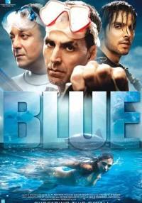 Blue (2009) Hindi Movie Bluray    720p [900MB]