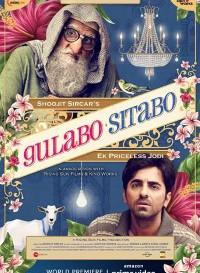 Gulabo Sitabo (2020) Hindi Movie HdRip || 480p [500MB] || 720p [1.5GB] || 1080p [3.3GB]