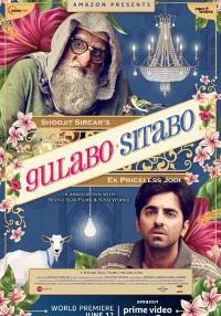 Gulabo Sitabo (2020) Hindi Movie HdRip    480p [500MB]    720p [1.5GB]    1080p [3.3GB]