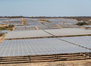 Complexo de energia solar é inaugurado em Coremas, na Paraíba