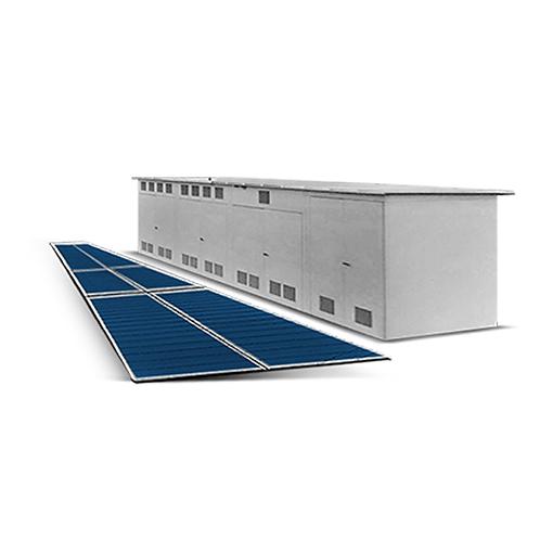 Cabine Primária para Sistema Fotovoltaico conectado com a Rede Elétrica