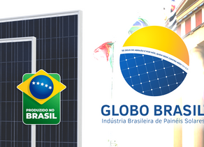 Globo Brasil: a 1ª grande indústria de painéis solares do país