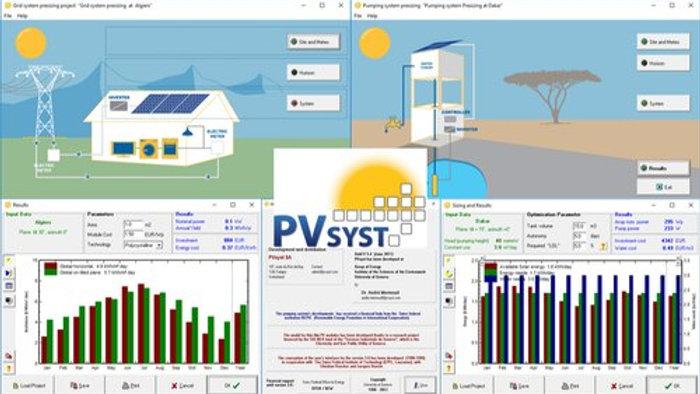 Introdução ao Projeto de Sistemas Fotovoltaicos Utilizando PVSYST