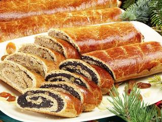 Beigli (Christmas Pie) from Hungary