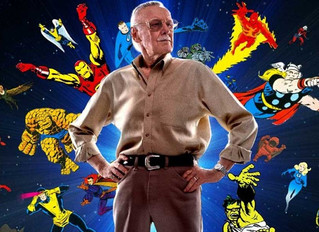 News: 'Stan Lee Is Dead at 95; Superhero of Marvel Comics'