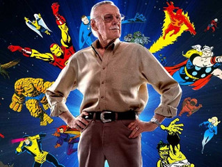News: 'Stan Lee Is Dead at 95; Superhero of Marvel Comics'