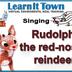 ESL Christmas Song - Rudolph the Red Nose Reindeer-Meghan Trainor