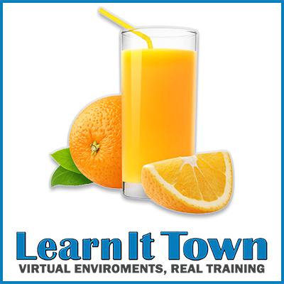 Coffee Shop - orange juice