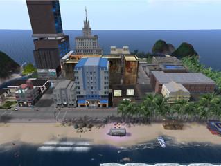 Learn It Town's Virtual English City