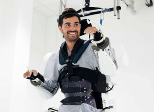 LIT News Exercise - Mind Reading Machine Helps Man Walk Again
