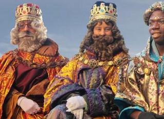 Tres Reyes Magos (Spain) January 6.