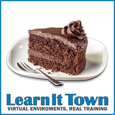 Coffee Shop - chocolate cake