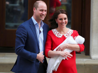 Britain has a New Prince Louie born on St. George's Day