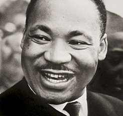Martin Luther King Jr. Day in America