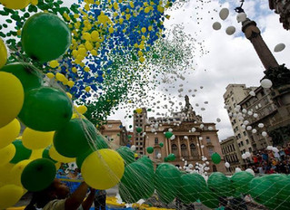 New Year's Tradition - Brazil