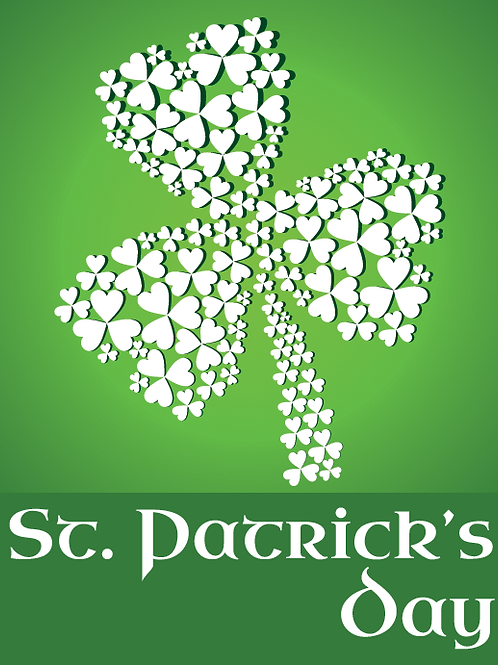 Saint Patrick's Day Worksheet
