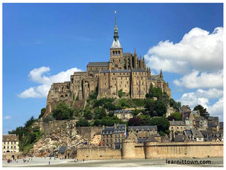 Photos from Friends - Le Mont Saint-Michel - Britanny, France