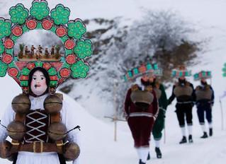 New Year's Traditions - Switzerland
