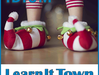 Christmas Idioms, Phrases, and Sayings