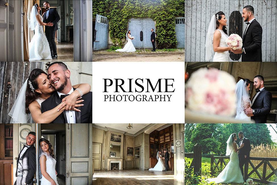 Séance photo réalisée par prismephotographie le Jour du mariage