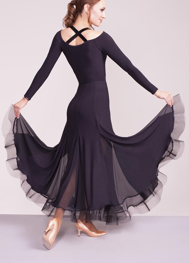 Ladies Ballroom Skirt