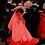 Thumbnail: Red Ballroom Dress