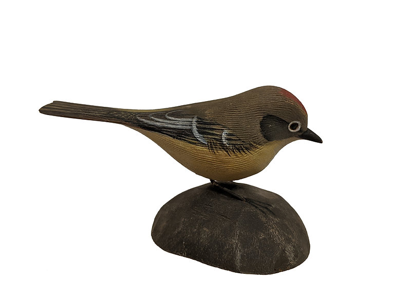 Miniature Kinglet - Jess Blackstone
