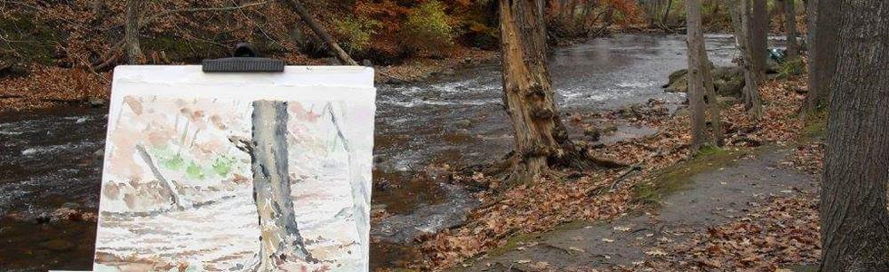Irondequoit Creek, NY