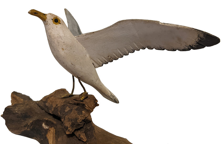 Miniature Seagull - New England