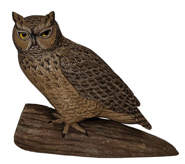 Great Horned Owl - Eddie Wozny