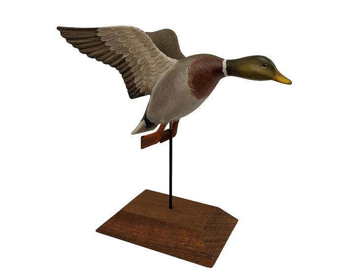Flying Mallard Drake Mini - George Strunk