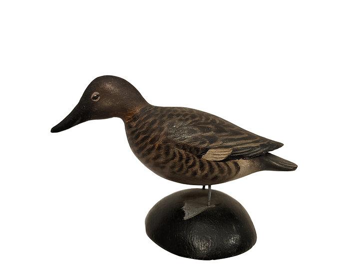 Canvasback Hen Miniature - Elmer Crowell