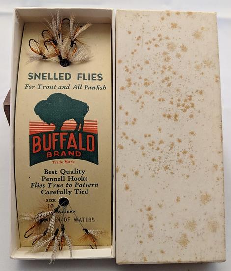 Queen of Waters - Buffalo Brand Trout Flies